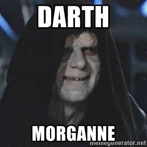 Sith Lord - Darth Morganne