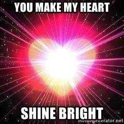 ACOUSTIC VALENTINES II - you make my heart shine bright