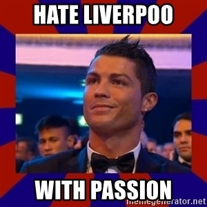 CR177 - Hate liverpoo With passion