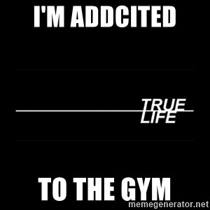 MTV True Life - I'm addcited  To the gym