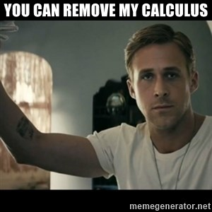 ryan gosling hey girl - You can remove my calculus