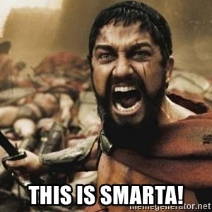 300 -  This is Smarta!