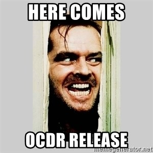 Here's Johnny - Here comes  OCDR RELEASE