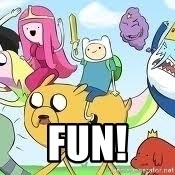 Adventure Time Meme -  FUN!