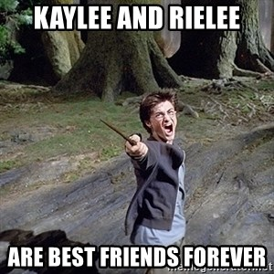 Pissed off Harry - Kaylee and rielee are best friends forever