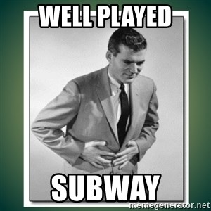 well played - Well played subway