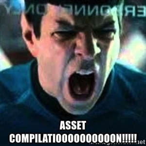 Spock screaming Khan -  ASSET COMPILATIOOOOOOOOOON!!!!!