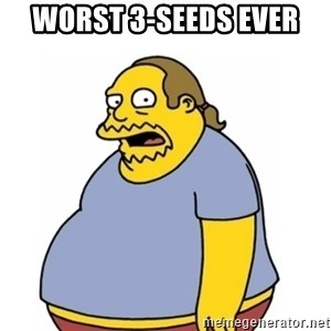 Comic Book Guy Worst Ever - WORST 3-SEEDS EVER