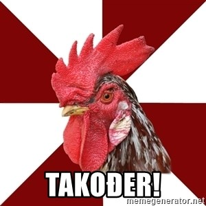 Roleplaying Rooster -  Također!