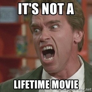 Arnold - It's not a lifetime movie