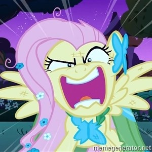 angry-fluttershy -