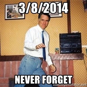 Mom Jeans Mitt - 3/8/2014 Never forget
