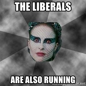 Black Swan Eyes - The Liberals Are also running