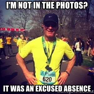 MikeRossiCheat - I'M NOT IN THE PHOTOS? IT WAS AN EXCUSED ABSENCE
