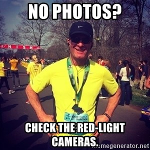MikeRossiCheat - no photos? Check the red-light cameras.