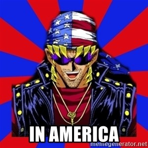 bandit keith -  in america
