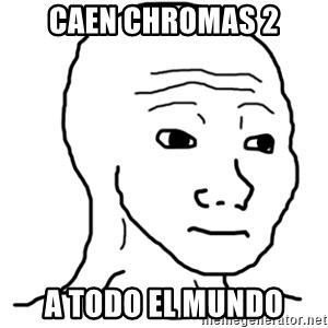 That Feel Guy - CAEN CHROMAS 2 A TODO EL MUNDO