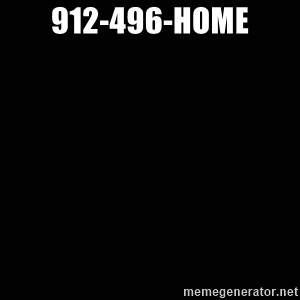 black background - 912-496-HOME