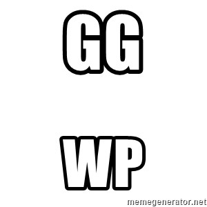 Deal With It - gg wp