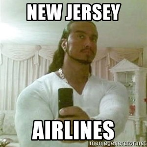 Guido Jesus - New Jersey  Airlines