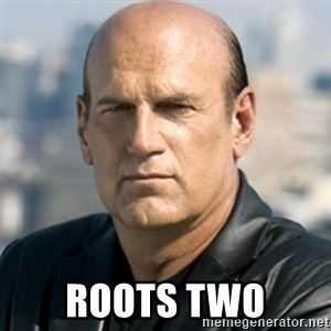 Jesse Ventura -  Roots two