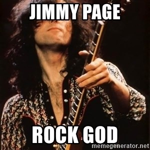 Jimmy Page - Jimmy Page Rock God