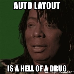 Rick James - AUTO LAYOUT iS A hell of a drug