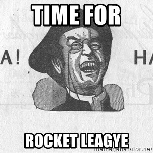 Ha Ha Guy - Time for  ROCket LEagye