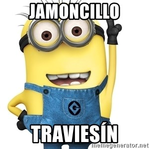 Despicable Me Minion - JAMONCILLO Traviesín