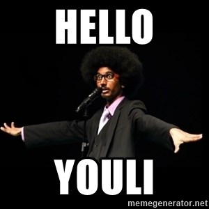 AFRO Knows - Hello youli