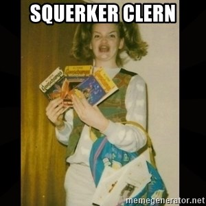 Gersberms Girl - SQUERKER CLERN