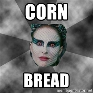 Black Swan Eyes - Corn Bread