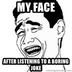 Yao Ming Meme - MY FACE AFTER LISTENING TO A BORING JOKE
