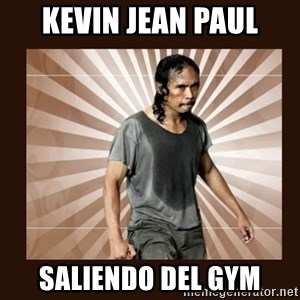 MadDog (The Raid) - kevin jean paul SALIENDO DEL GYM