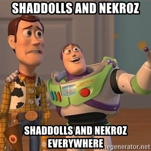 Anonymous, Anonymous Everywhere - Shaddolls and Nekroz Shaddolls and Nekroz Everywhere