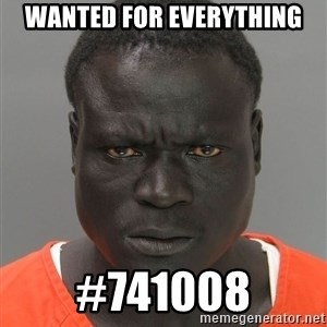 Misunderstood Prison Inmate - Wanted for Everything #741008