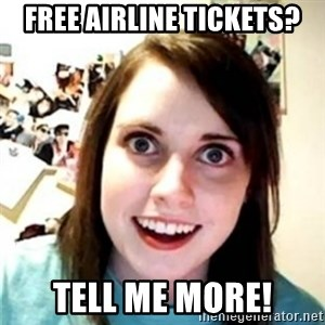 OAG - free airline tickets? tell me more!
