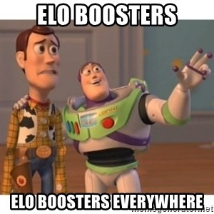 Toy story - Elo Boosters elo boosters everywhere