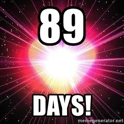 ACOUSTIC VALENTINES II - 89 days!