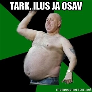 The Football Fan - Tark, ilus ja osav