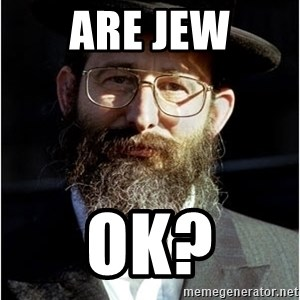 Like-A-Jew - are JEW OK?