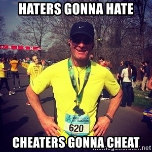 MikeRossiCheat - haters gonna hate cheaters gonna cheat