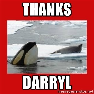 Thanks Obama! - THANKS DARRYL