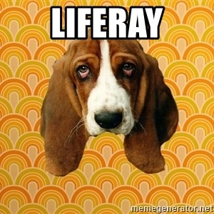 SAD DOG - LIFERAY