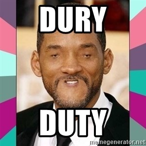 woll smoth - Dury Duty
