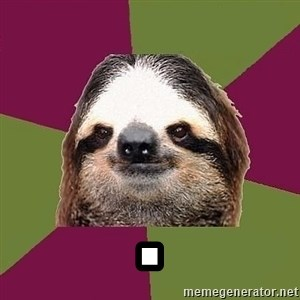 Just-Lazy-Sloth -  .