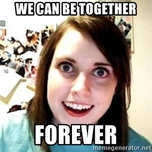 OAG - We can be together forever
