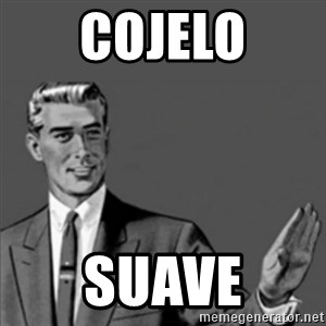 Correction Guy - Cojelo Suave