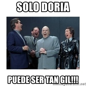 Dr. Evil Laughing - solo doria puede ser tan gil!!!