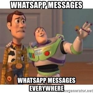 Toy story - WhatsApp Messages WhatsApp Messages everywhere